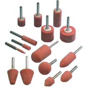 Schleifstifte mit verschiedenen Formen